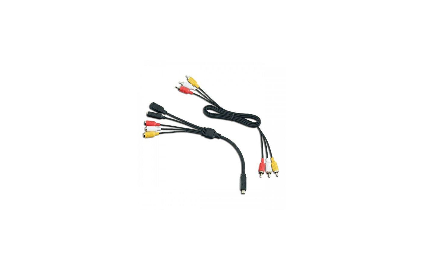 GoPro Набор кабелей для Hero3 и Hero3+ ANCBL-301