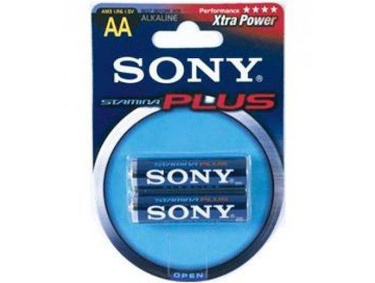 Батарейка SONY AM3-B2D