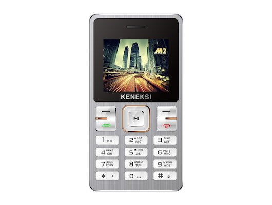 Мобильный телефон KENEKSI M2 Black