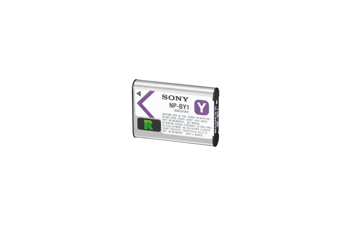 SONY NP-BY1 Аккумулятор типа Y для HDR-AZ1