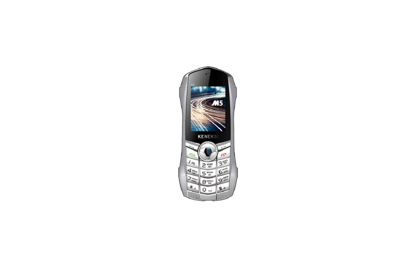 Мобильный телефон KENEKSI M5 White