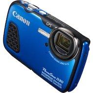 Фото Фотоаппарат компактный CANON PowerShot D30 blue