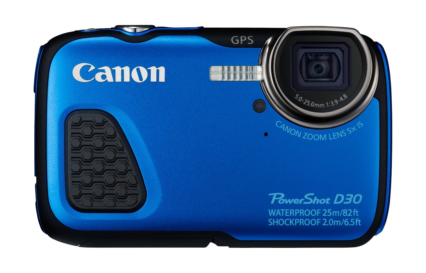 Фотоаппарат компактный CANON PowerShot D30 blue