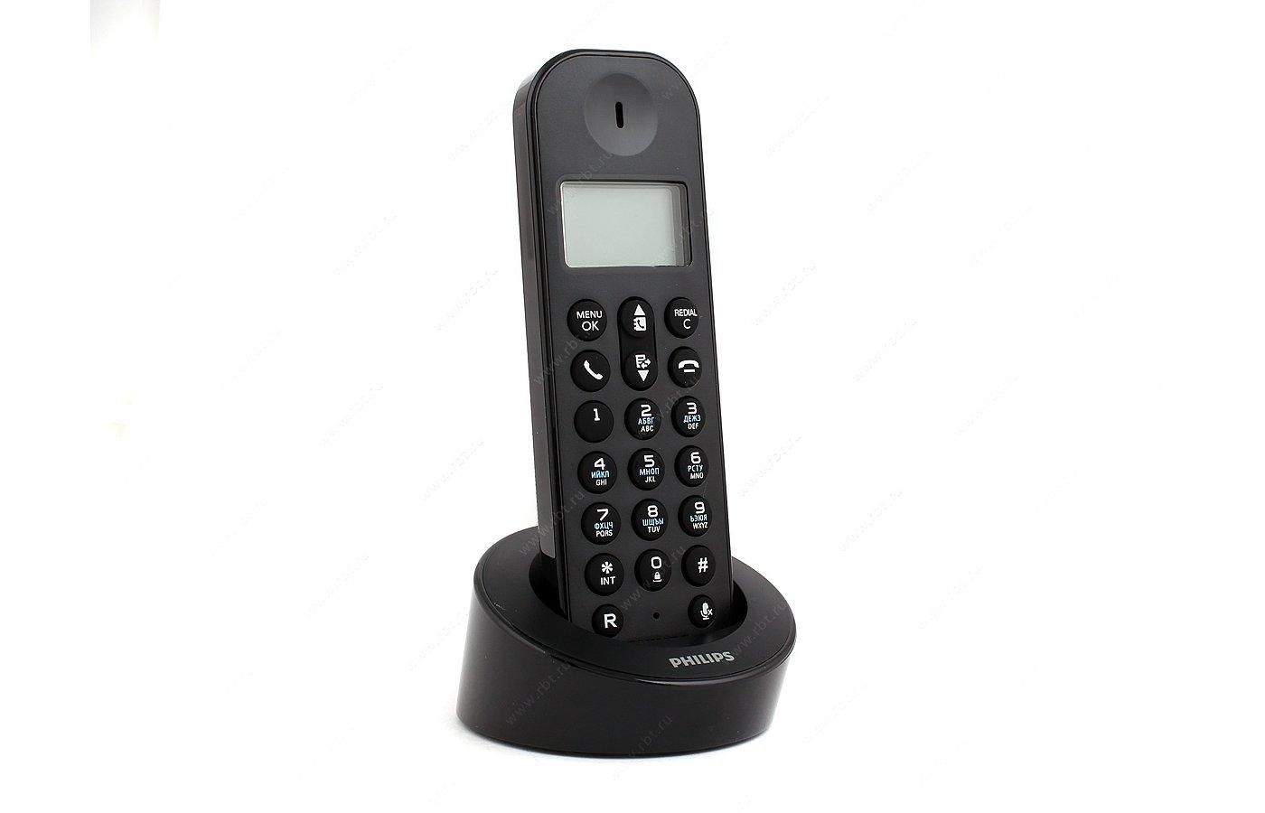 Радиотелефон PHILIPS D1201B
