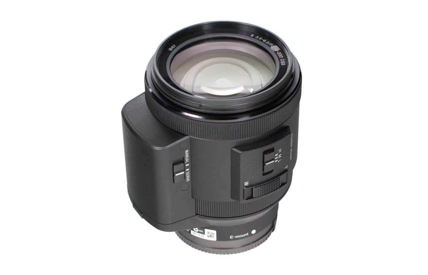 Объектив Sony 18-200mm f/3.5-6.3 E (SEL-P18200)