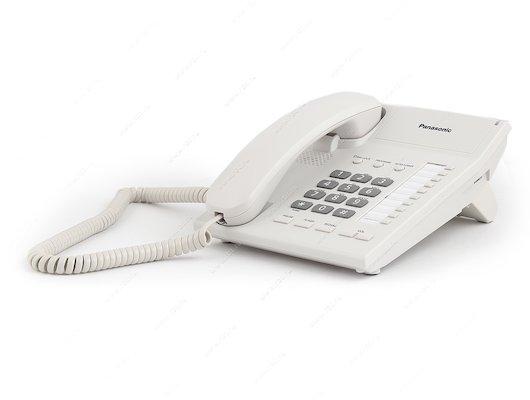 Проводной телефон PANASONIC KX-TS 2382RUW