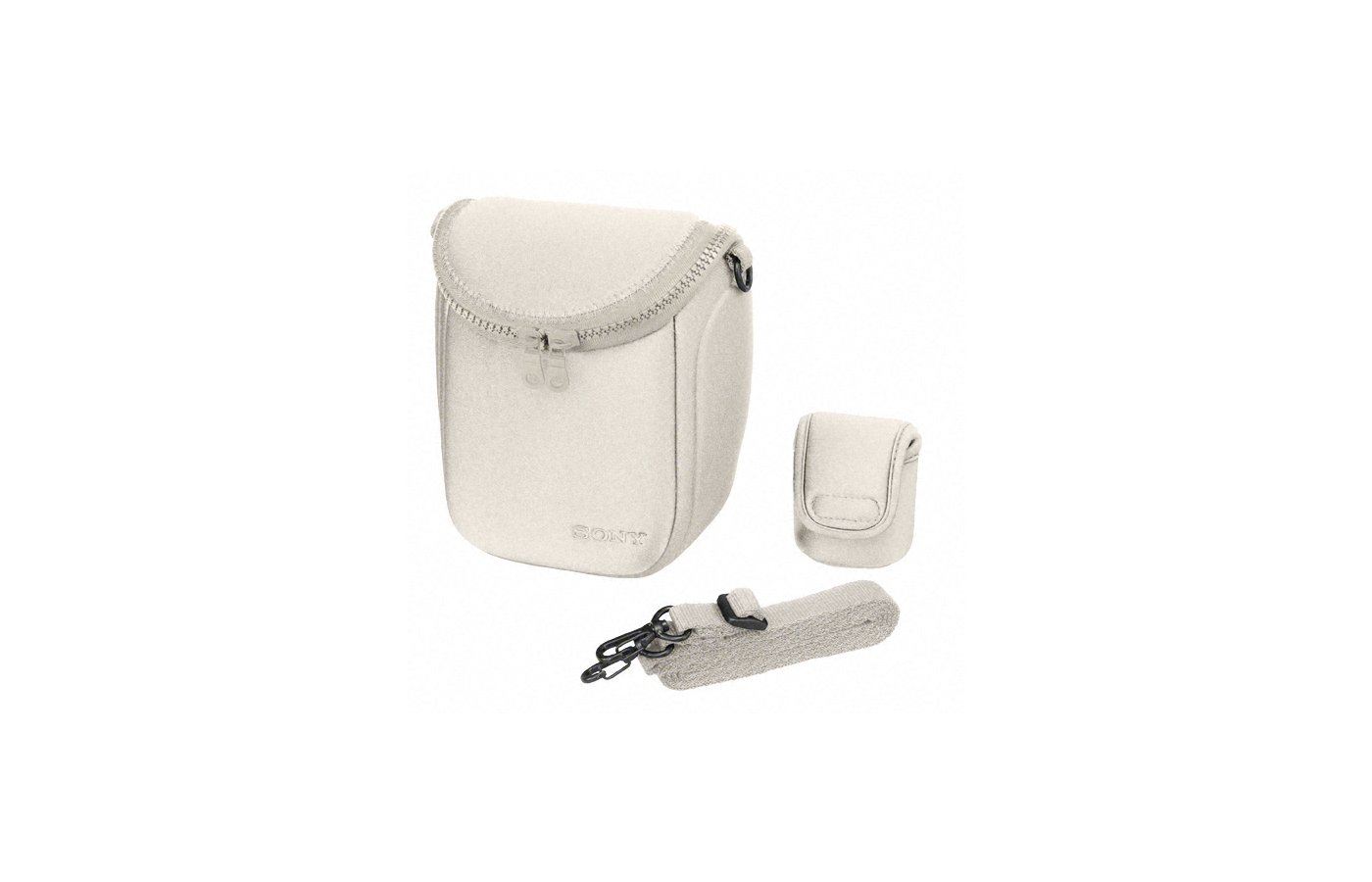 Сумка для фотоаппарата Sony LCS-BBF White для NEX