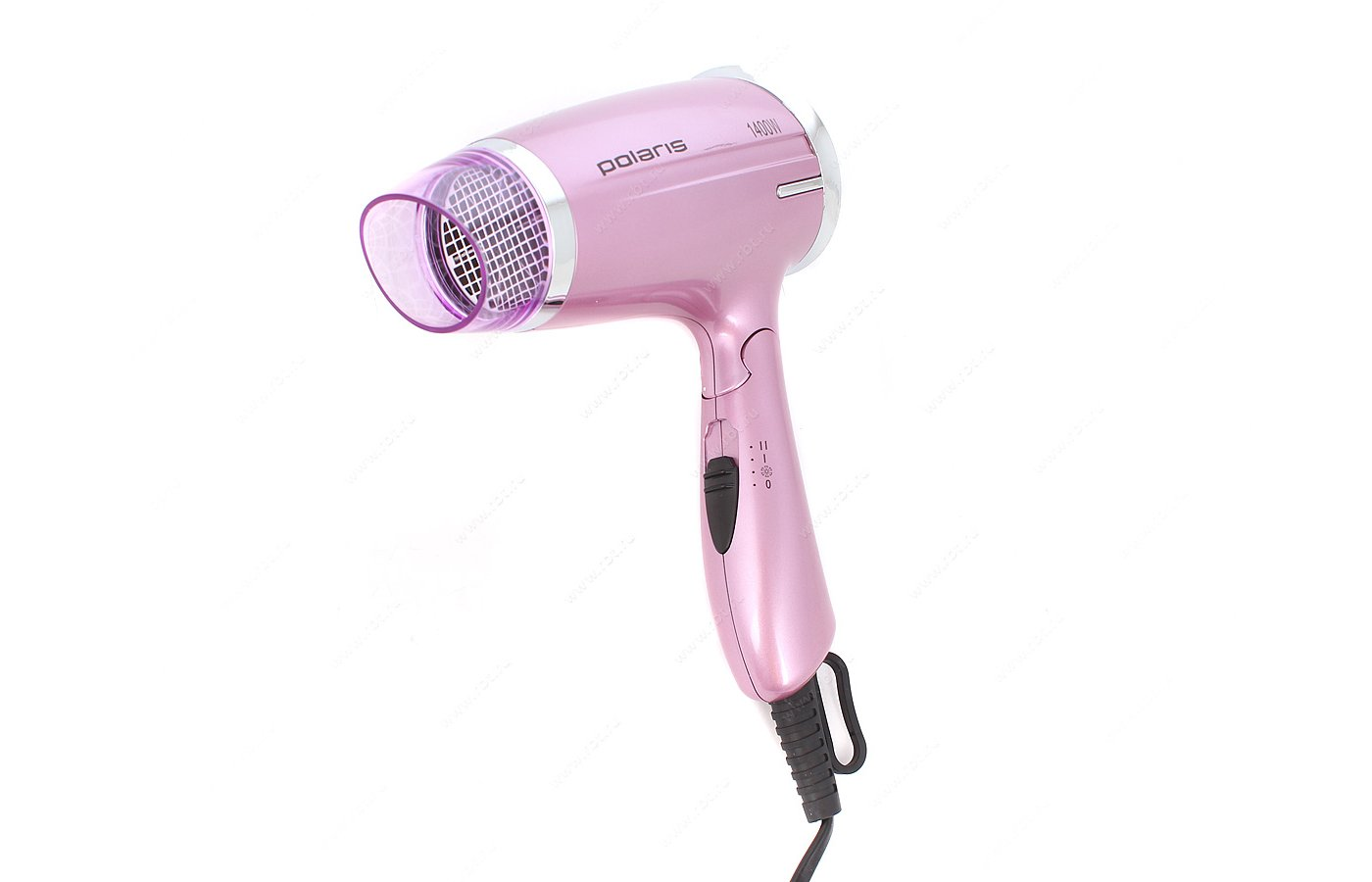Фены POLARIS PHD 1463T розовый 1000W