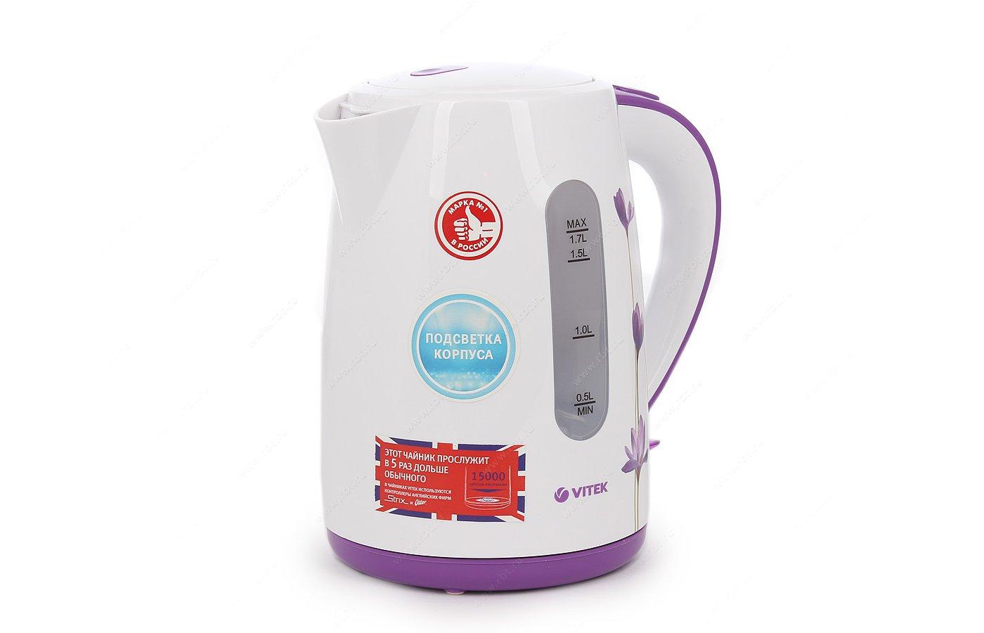 Чайник электрический VITEK VT-7011