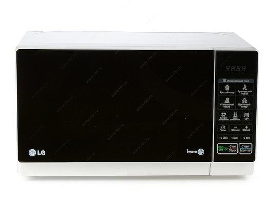 Микроволновая печь LG MS 2043HS