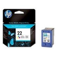 Фото Картридж струйный HP 22 C9352AE многоцветный для DJ 3920/3940/PSC 1410 (165стр.)