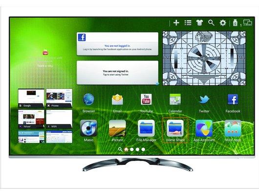 LED телевизор GOLDSTAR LT-40T480F