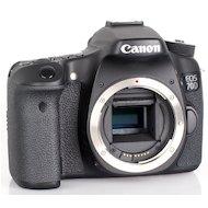 Фото Фотоаппарат зеркальный Canon EOS 70D Body