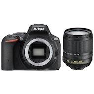Фото Фотоаппарат зеркальный Nikon D5500 18-105VR black
