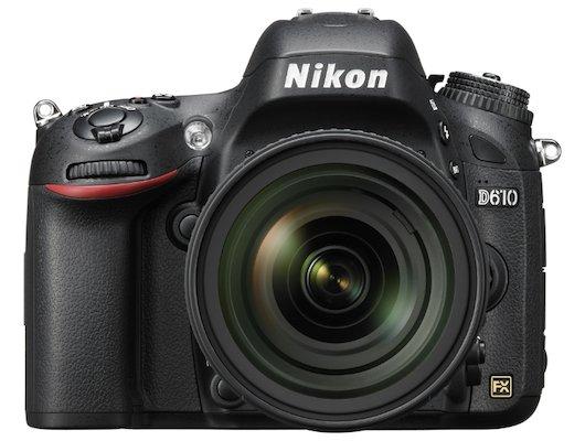 Фотоаппарат зеркальный Nikon D610 24-85mm