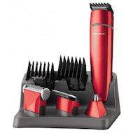 Фото Машинка для стрижки волос SUPRA RS-406 red