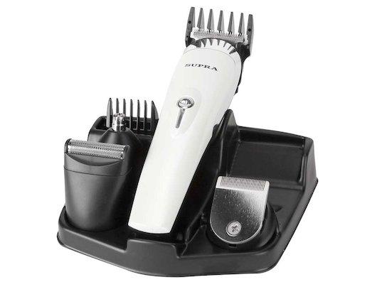 Машинка для стрижки волос SUPRA RS-405 white