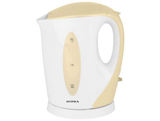 Чайник электрический  SUPRA KES-1702 beige