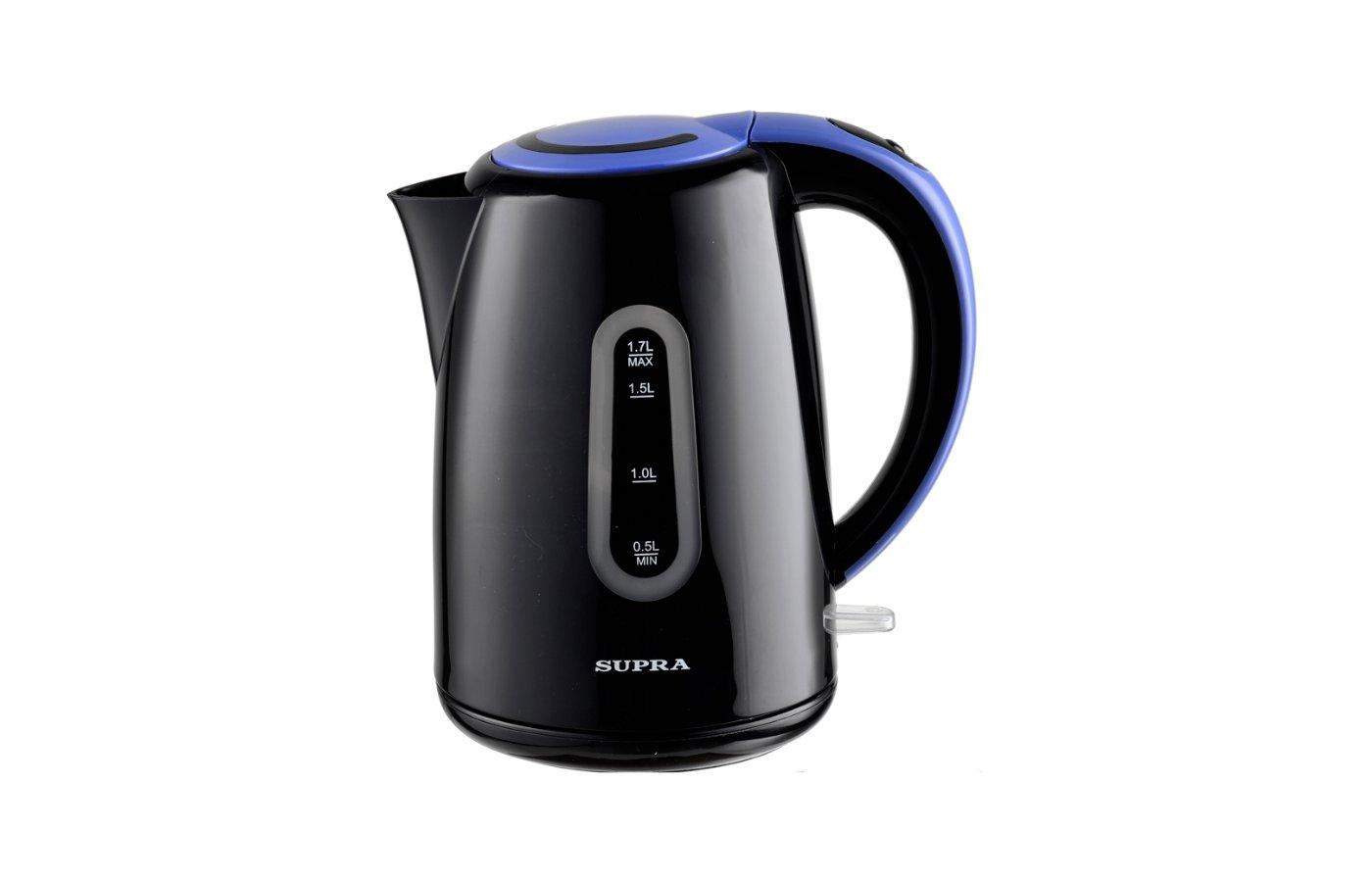 Чайник электрический  SUPRA KES-1720 black