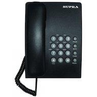 Фото Проводной телефон SUPRA STL-330 black