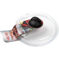 крышка до 22 см HELPER 4535 H016 Крышка высокая термостойкая 22см +ручка