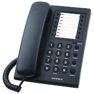 Проводной телефон SUPRA STL-311BK