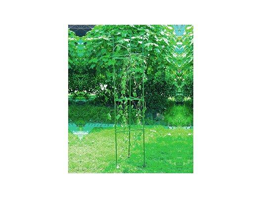 садовые товары GREEN APPLE GTCY-2 Опора для томатов с сеткой 0.9*1.5м