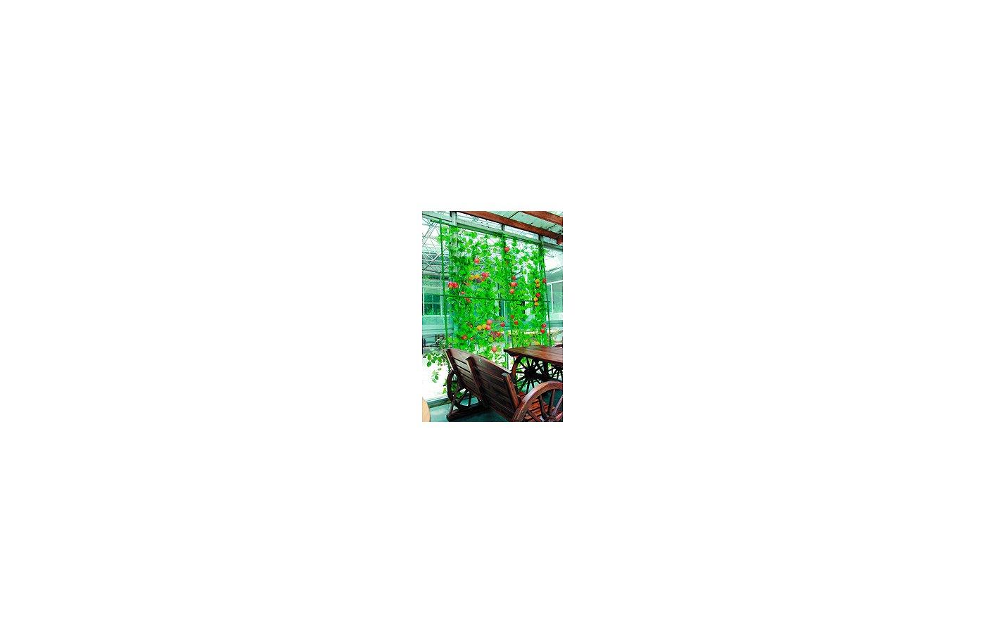 Инвентарь GREEN APPLE Комплект для ввьющихся растений сборный 0.6х1.8м