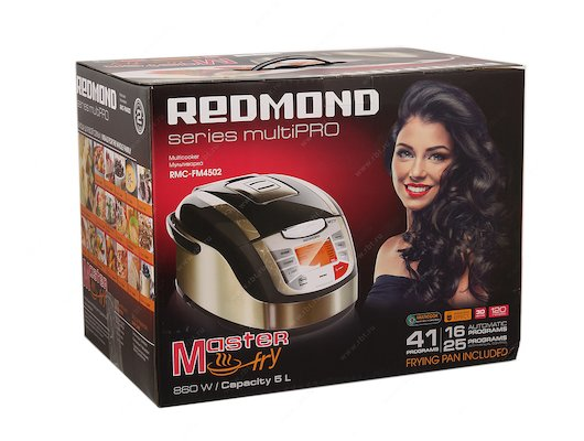 Мультиварка REDMOND RMC-FM4502