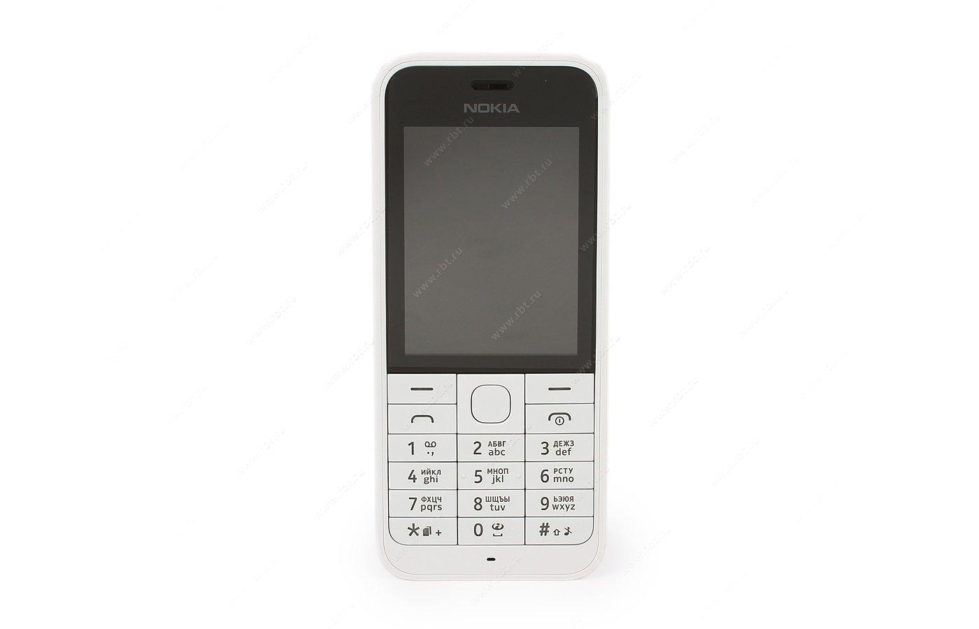 Мобильный телефон Nokia 220 DS white