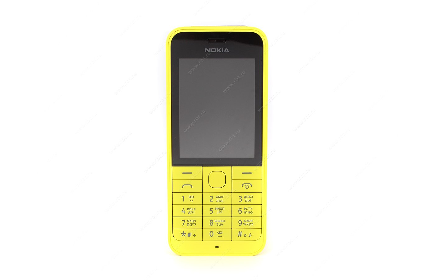 Мобильный телефон Nokia 220 DS yellow