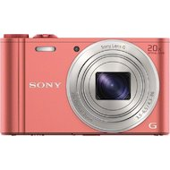 Фотоаппарат компактный SONY DSC-WX350/P