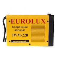 Фото Сварочный аппарат Eurolux IWM220