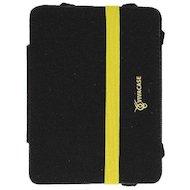 Фото Чехол VIVACASE для Pocketbook 515 (VPB-P515N01-by) черно-желтый