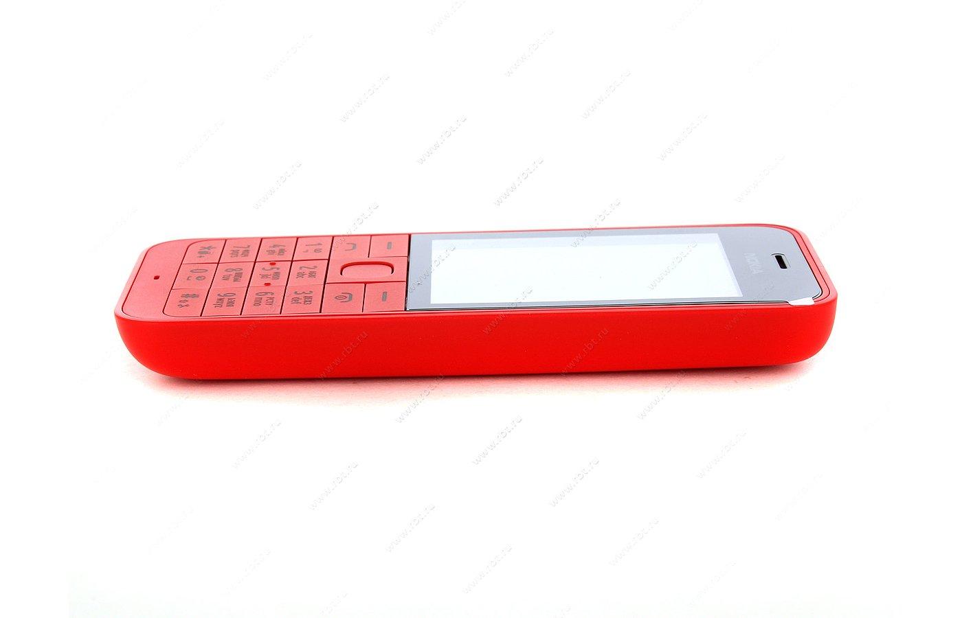 Мобильный телефон Nokia 220 DS red