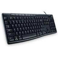 Фото Клавиатура проводная Logitech K200 (920-002779) Media