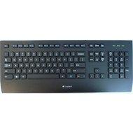 Клавиатура проводная Logitech Keyboard K280e USB