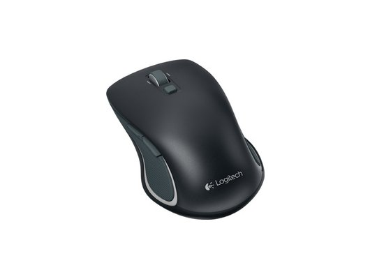 Мышь беспроводная Logitech Mouse M560 black