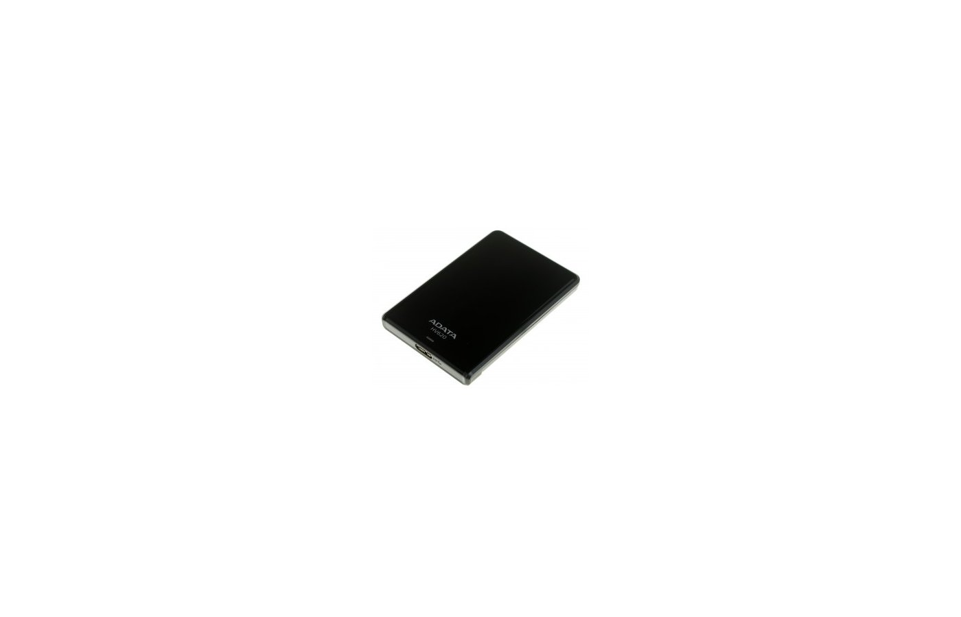 Внешний жесткий диск A-Data USB 3.0 500Gb DashDrive HV620 White
