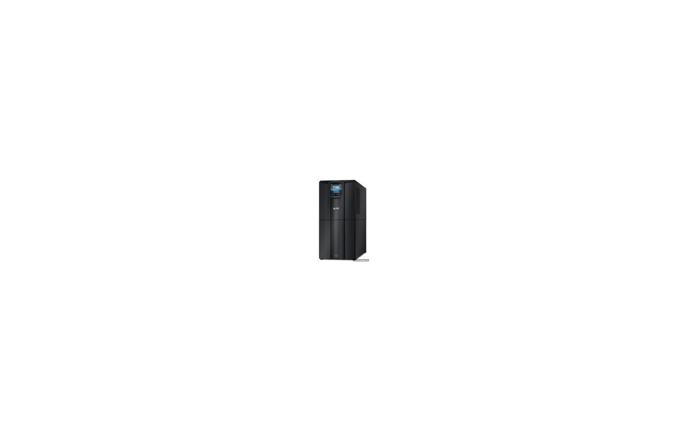 Блок питания APC Smart-UPS C 3000VA LCD 230V