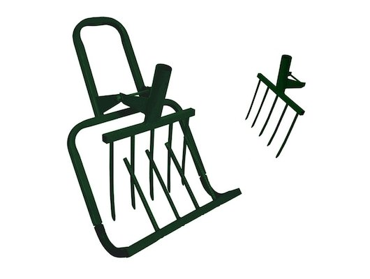 Инвентарь INBLOOM 181-005 Рыхлитель садовый пластик