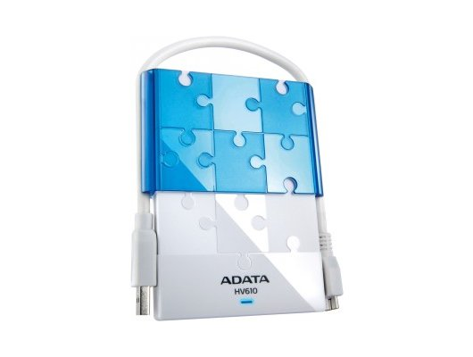 Внешний жесткий диск A-Data USB 3.0 500Gb DashDrive HD710 Black