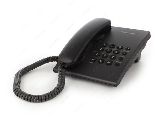 Проводной телефон PANASONIC KX-TS 2350RUB