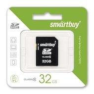 Карта памяти SmartBuy SDHC 32Gb Class 10