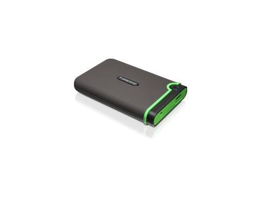 Внешний жесткий диск Transcend USB 3.0 1TB (SSD) TS1TSJM500 StoreJet M500 Thunderbolt