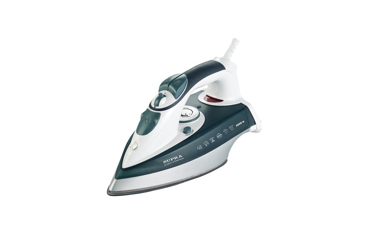 Утюг SUPRA IS 2602C green