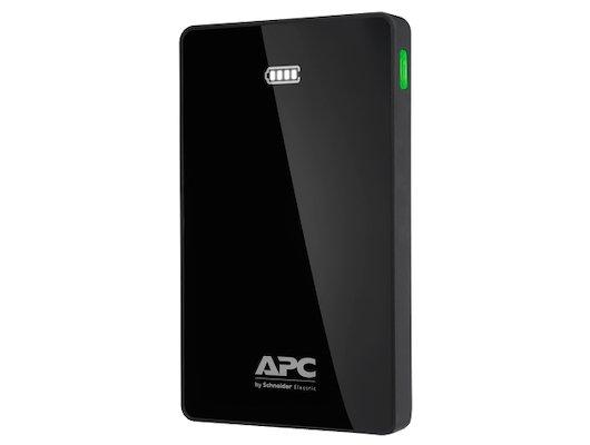 Портативный аккумулятор APC M10BK-EC 10000 mAh Li-polymer Black