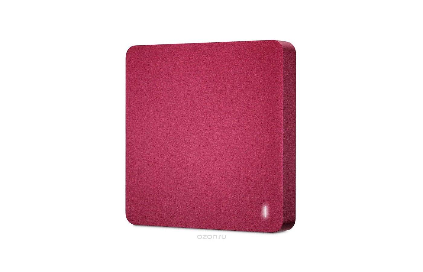 Портативный аккумулятор Calibre ULTRA GO MINI RED 3500 mAh FUMI035R3