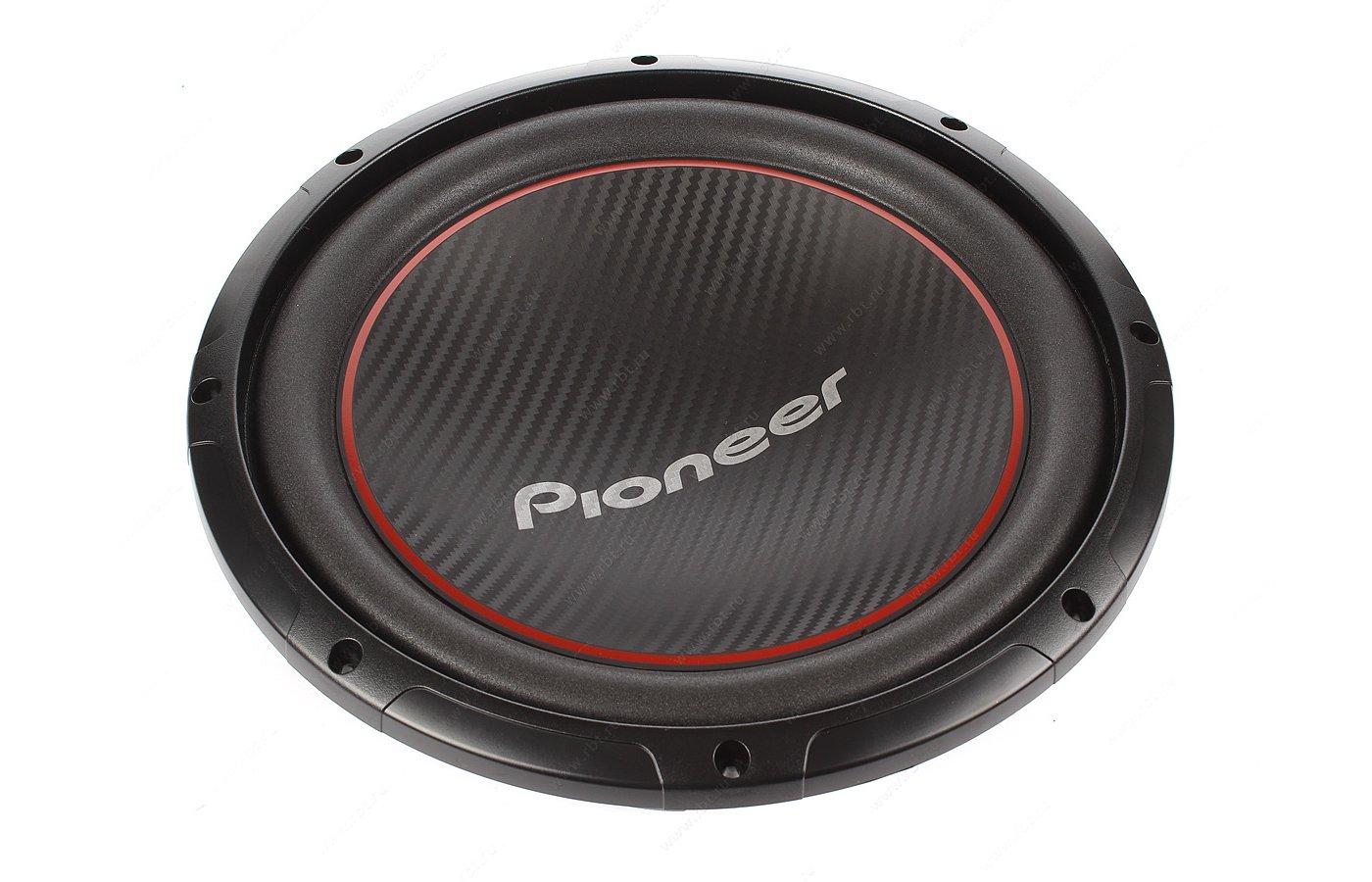 Сабвуфер PIONEER TS-W304R