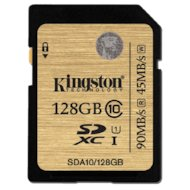 Фото Карта памяти Kingston SDXC 128Gb Class 10 UHS-I Ultimate (SDA10/128GB)